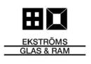 Ekströms Glas & Ram logo