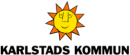 Utbildning och barnomsorg Karlstads kommun logo