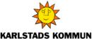 Omsorg och hjälp Karlstads kommun logo