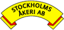 Stockholms Åkeri AB logo