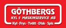 Göthbergs Kyl o. Maskinservice AB logo