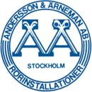 Andersson & Ärneman AB logo