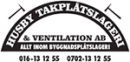 Husby Takplåtslageri & Ventilation AB logo