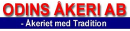 Odins Åkeri AB logo