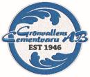 Grönvallens Cementvaru AB logo