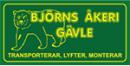 Björns Åkeri Gävle AB logo