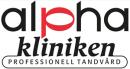 Alphakliniken logo