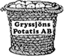 Gryssjöns Potatis AB logo