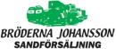 Bröderna Johansson Sandförsäljning logo