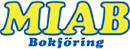 MIAB Bokföring logo