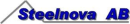 Steelnova AB logo