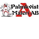 Palmkvist Måleri AB logo