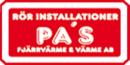 PA's Värme & Rör logo