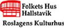 Folkets hus Hallstavik logo
