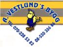 A. Vestlunds Bygg logo