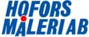 Hofors Måleri AB logo