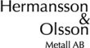 Hermansson & Olsson Metall AB logo