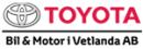 Bil & Motor i Vetlanda AB logo