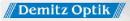 Demitz Optik logo