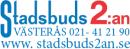 Stadsbuds 2:an AB logo