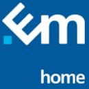 EM Home Uppsala logo