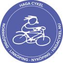 Haga Cykel AB logo