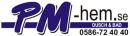 Pm Hem AB logo