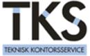 Teknisk Kontorsservice AB, TKS logo