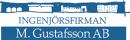 Ingenjörsfirman M. Gustafsson AB logo