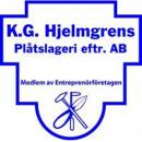 K.G. Hjelmgrens Plåtslageri Eftr AB logo