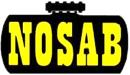 NOSAB, Norrbottens Olje & Slamsugning AB logo