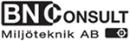 BN Consult Miljöteknik AB logo