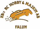 K B:s RC Hobby & Maskin AB logo