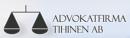 Advokatfirma Tihinen AB logo