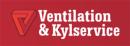 Ventilation & Kylservice AB logo