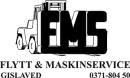 Flytt & Maskin Service i Gislaved AB logo