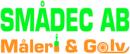 SMÅDEC AB logo