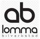 Lomma Bilverkstad, AB logo