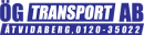 Ög Transport AB logo