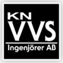 KN VVS Ingenjörer AB logo