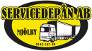 Servicedepån i Mjölby AB logo