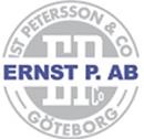 Ernst P AB logo