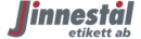 Jinnestål Etikett AB logo