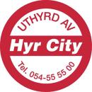 Hyr City AB logo