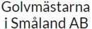 Golvmästarna i Småland AB logo
