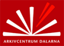 Arkivcentrum Dalarna Ek. För. logo