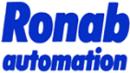 Ronab automation AB logo