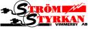 Strömstyrkan i Vimmerby AB logo