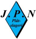 J.P.N Plåtslageri AB logo