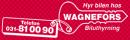 Wagnefors Biluthyrning AB logo